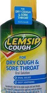 Lemsip Dry Cough, 180ml