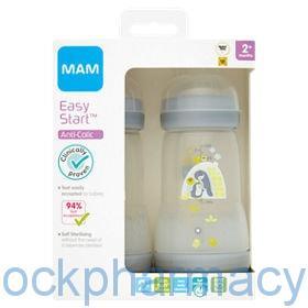 Mam Feeding Bottle Anti-Colic, 330ml
