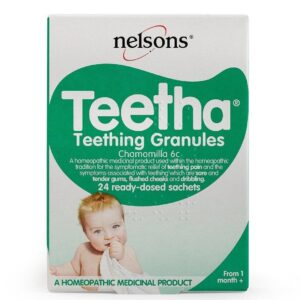 Nelsons Teetha Granules, 24 Sachets