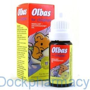 Olbas Oil For Children, 10ml