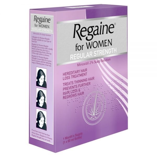 Regaine for Women 60 ml
