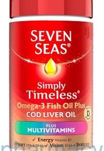 SEVEN SEAS + MULTIVITS CAP, 30