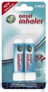 Value Health Nasal Inhaler, Twin Pack