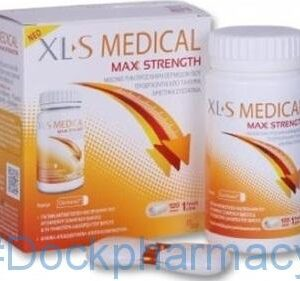 Xls-Medical Max Strength, 120 Tablets