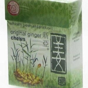 Original Ginger Chews