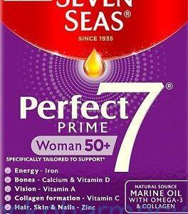 Seven Seas Perfect 7 Prime Woman, 30 Tablets