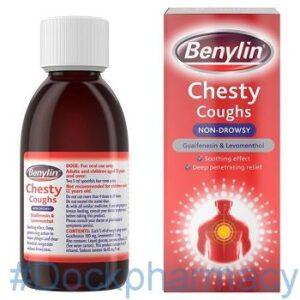 Benylin Chesty Non Drowsy, 300ml