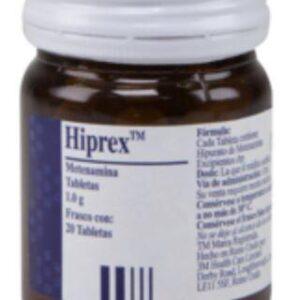Hiprex 1g tablets 60 tablets