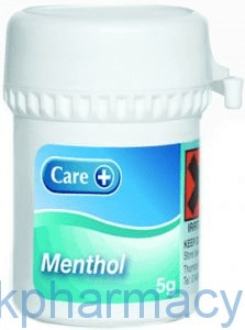 Care Menthol Crystals, 5g