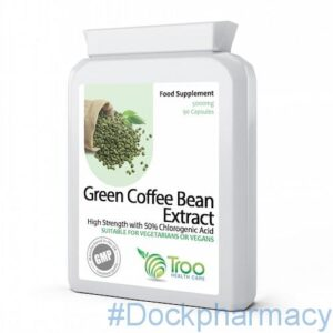 green coffee bean weight loss