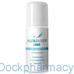 alfa silver wound spray 100ml