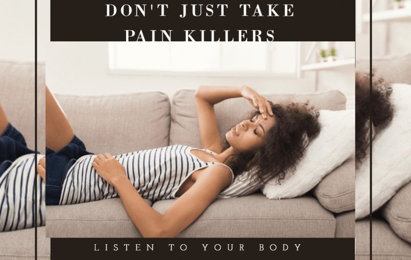 Don't Just Take A Pain-Killer And Carry On – Listen To Your Body Almost everyone gets a headache from time to time and an occasional mild headache is no real cause for concern. However, if your headaches start to occur more frequently, don't take painkillers it is a warning sign that you need to make […]