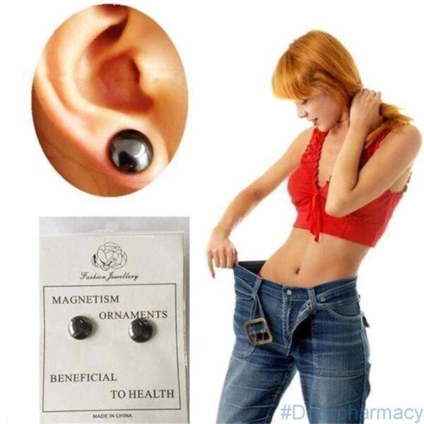 Acupressure Weight Loss Magnetic earrings