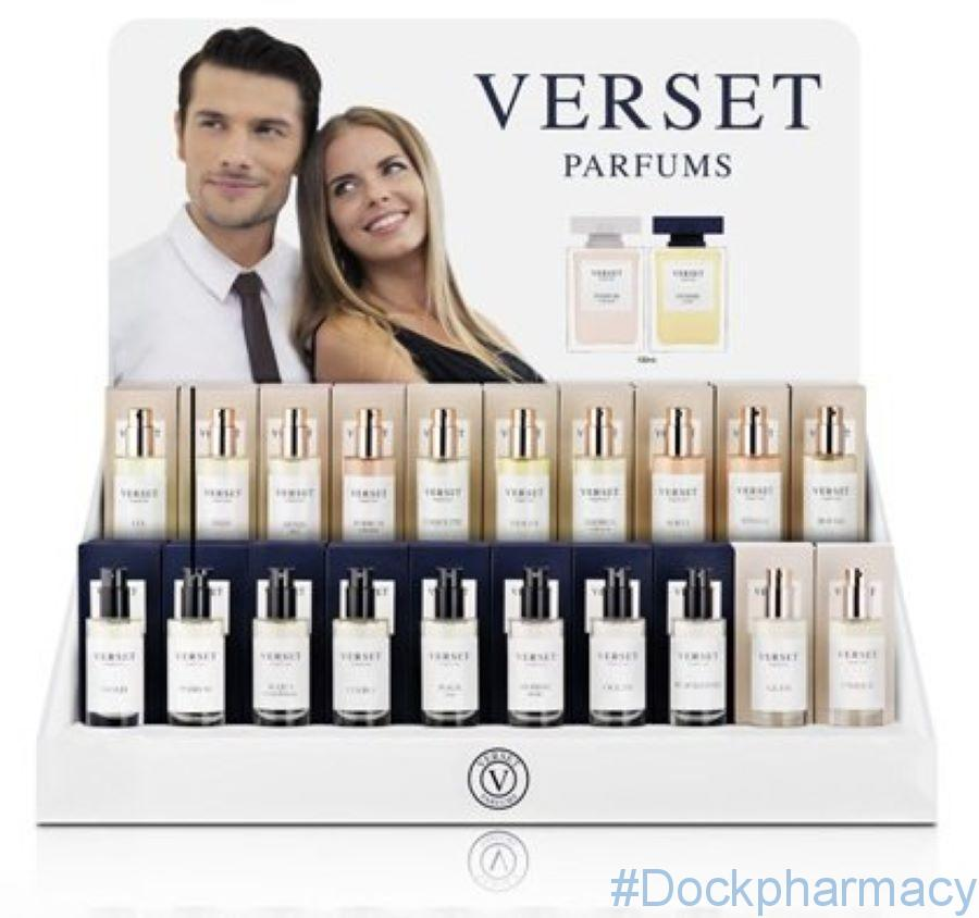 Verset Parfums Luz For Her Eau De Parfum 100ml Spray Dock Pharmacy