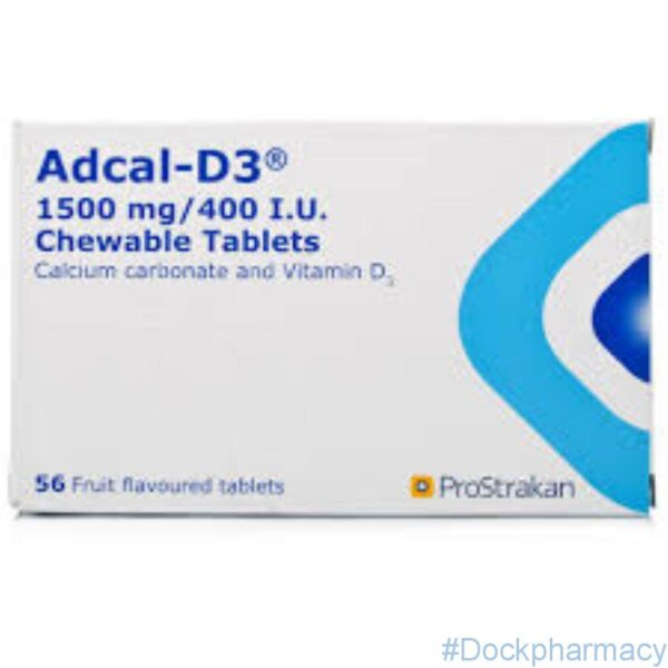 adcal d3 tablets 56 tablets