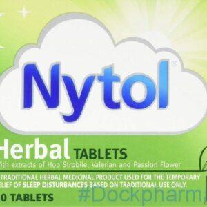 nytol herbal sleeping tablets
