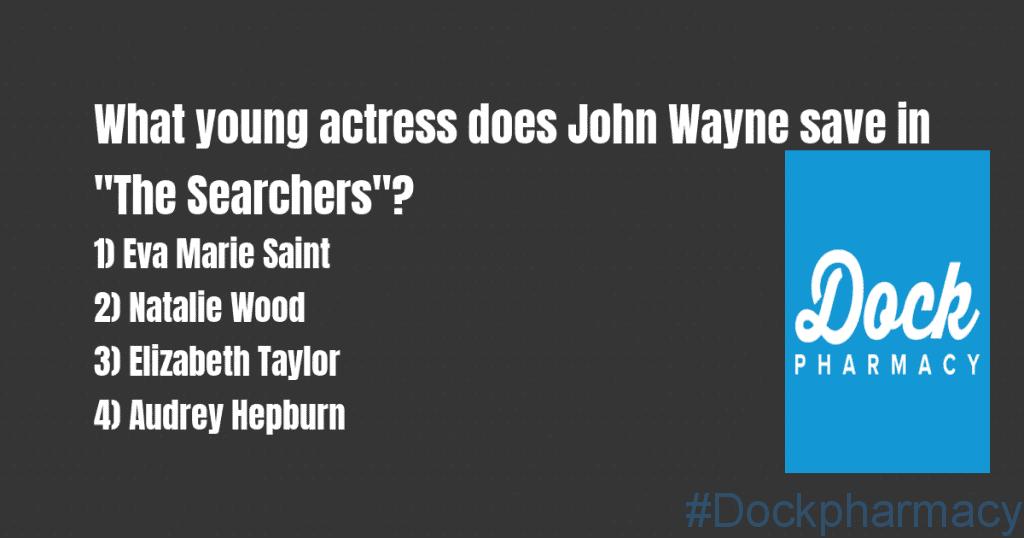 A john Wayne quiz