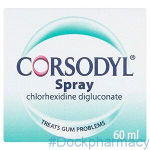 corsodyl mouth spray