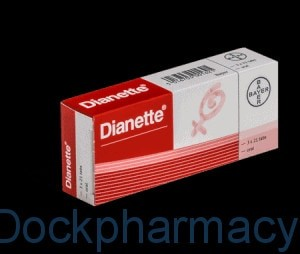 Dianette contraception and acne treatment