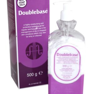 Doublebase Moisturiser Gel 500g
