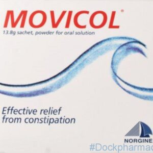 movicol sachets macrogol laxative