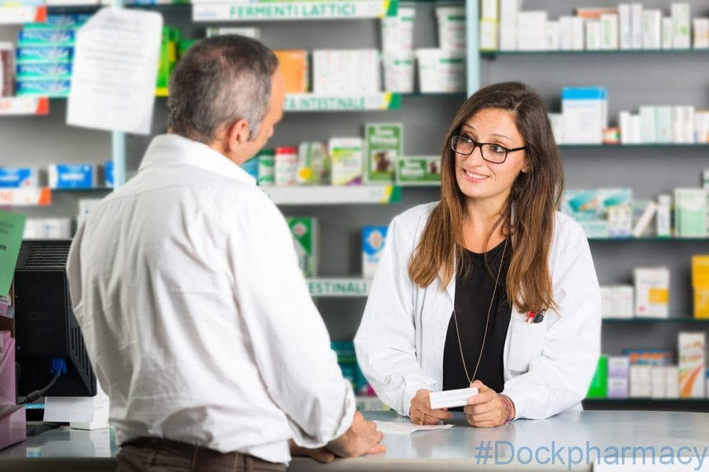 About our pharmacy service to customers