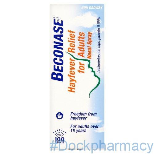 beconase hayfever adult nasal spray