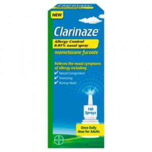 CLARINAZE ALLERGY SPRAY c
