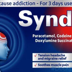 syndol original tablets 30 tablets