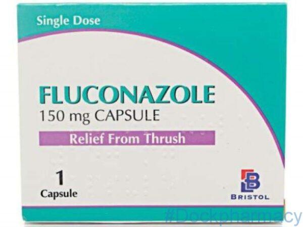 Fluconazole capsule 150mg