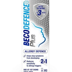 Becodefence Plus Allergy Defence Nasal Spray 20ml