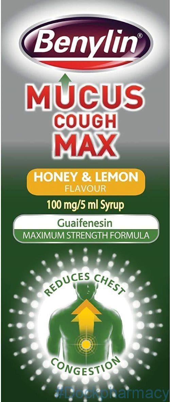 benylin mucus max