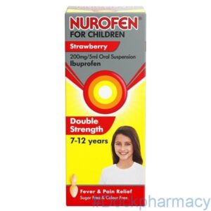 Nurofen for children 7-12 years suspension 200g/5ml