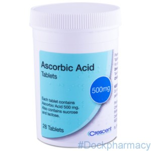 Vitamin c tablets Ascorbic acid tablets