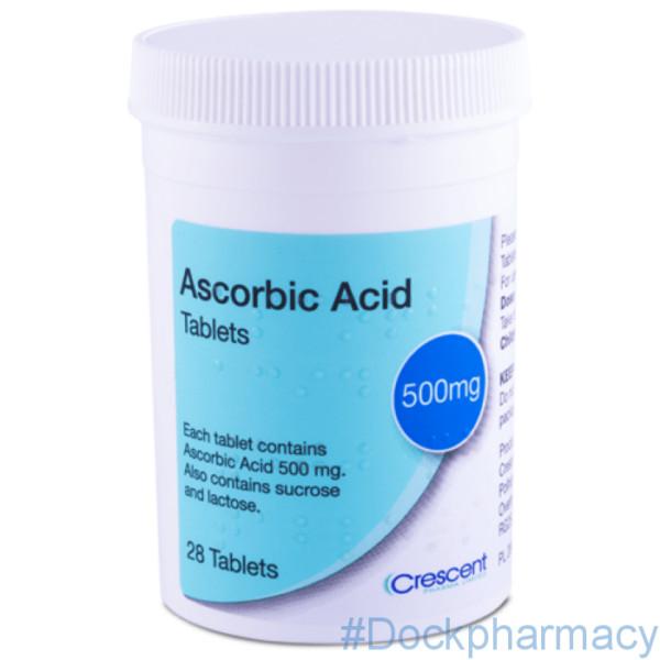 Vitamin c tablets Ascorbic acid tablets