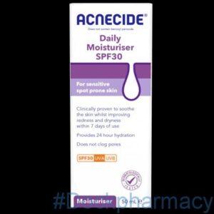 Acnecide Moisturiser 50ml