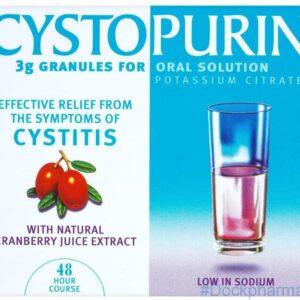 Cystopurin Sachets