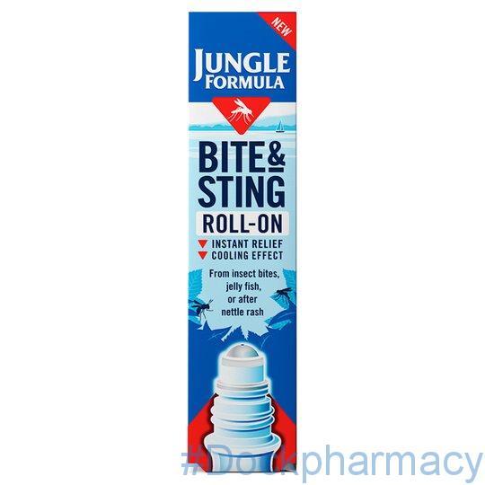 JUNGLE FORMULA BITE & STING ROLL ON 15ml