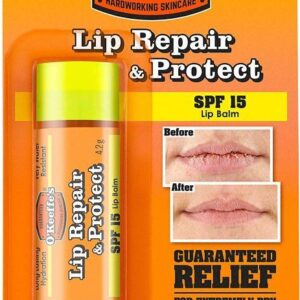 O'Keeffe's Lip Repair and Protect SP15