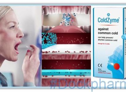 ColdZyme Mouth Spray Can Deactivate Covid-19 By 98% ColdZyme Mouth Spray, sprayed onto the mouth and throat could lower the risk of infection, and decrease the viral load locally. The lowered viral load may decrease viral shedding and thus minimise the spread of coronavirus, says the company, Enzymatica. Enzymatica, claims its mouth spray ColdZyme can […]