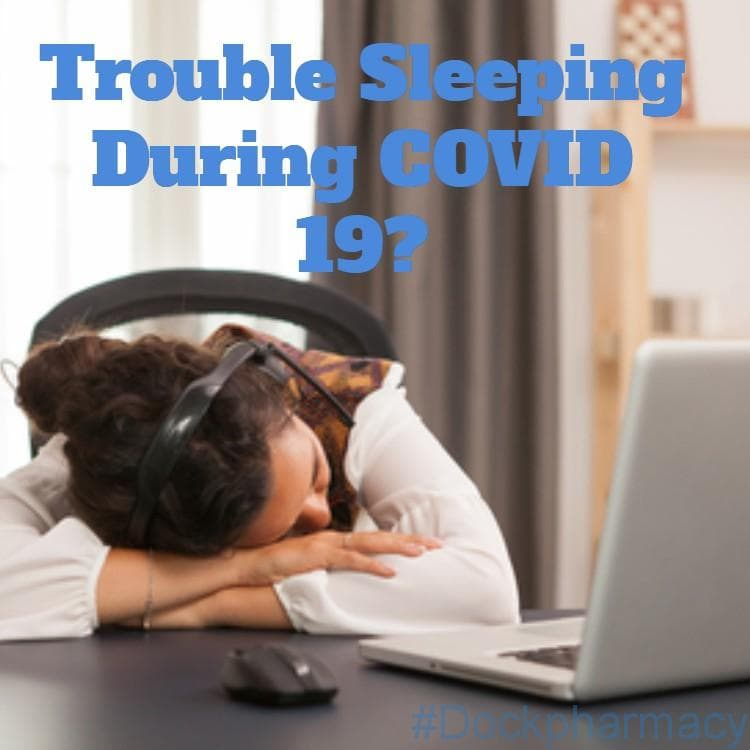 insomnia during covid-19 try thses tips