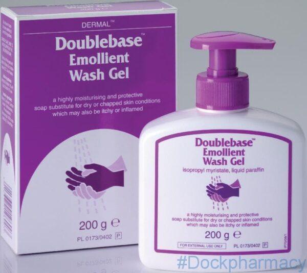 doublebase wash gel