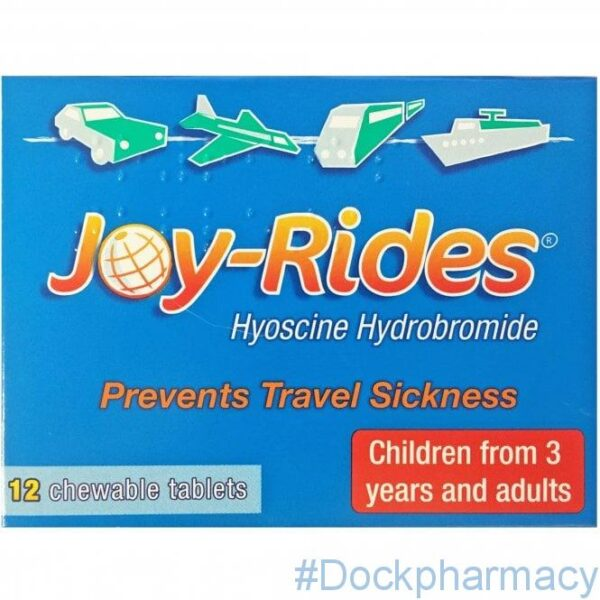 Joy-Rides Tablets 12 tablets