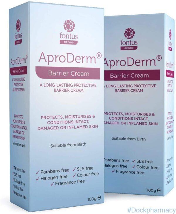 Aproderm barrier cream