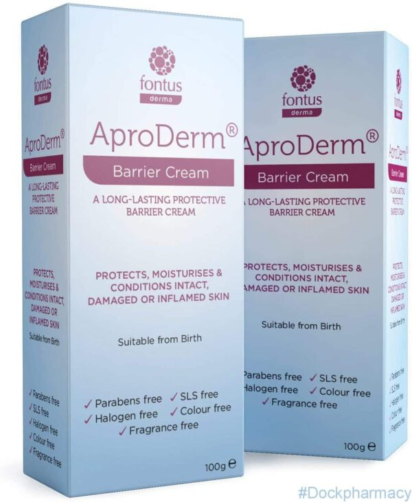 Aproderm barrier cream