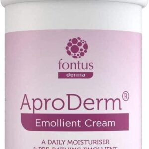 AproDerm Emollient Cream Suitable for Dry Skin, Dermatitis, and Eczema 500g
