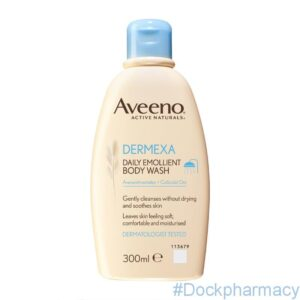 Aveeno Dermexa Daily Emollient Body Wash