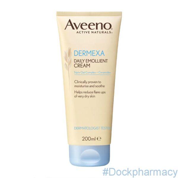 Aveeno Dermexa Daily Emollient Cream