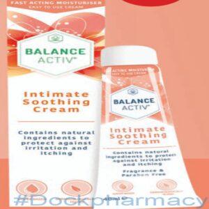 Balance Activ Intimate soothing cream