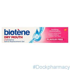 Biotene Dry Mouth Saliva Replacement Gel